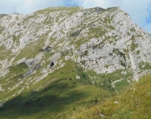 Via Normale Pizzo della Pieve (cresta E)