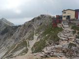 Via Normale Cima Carega - Sentiero delle creste - Rifugio Fraccaroli col sentiero delle creste