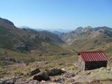 Via Normale Paglia Orba - La lunga valle da risalire dal Rifugio Ciuttulu di i Mori