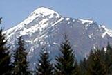 Via Normale Punta Valdi - Sulla cima