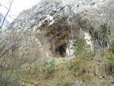 Via Normale Monte Spiz - La grotta del Covolòn