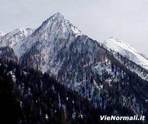 Via Normale Monte Mandre Vaimane