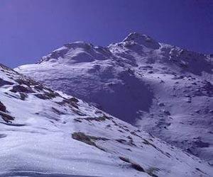 Via Normale Monte Zerbion