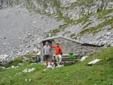 Via Normale Cima dei Ladrinai - Bivacco Valbaione