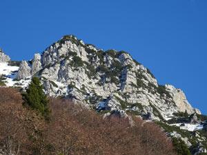 Via Normale Cima Val Finestra (Vajo di Cima Val Finestra)