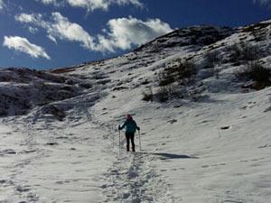 Via Normale Monte Sponda Vaga