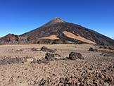Via Normale Pico Viejo e Pico Sur - L'inconfondibile vulcano Teide