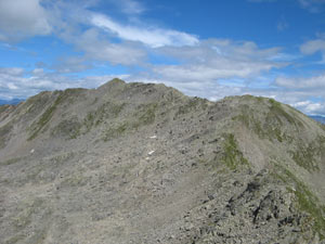 Via Normale Monte Culvegla