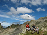 Via Normale Monte Culvegla - Passo del Torsoleto