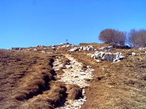 Via Normale Monte Moregallo