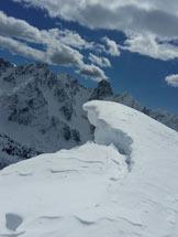 Via Normale Monte Gardena - Lungo la cresta