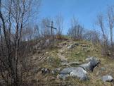 Via Normale Monte San Defendente (o Sasso di S. Defendente) - La grande croce di vetta