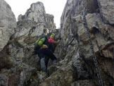 Via Normale Monte Magnodeno e Creste Giumenta - Canalino Attrezzato