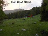 Via Normale Pian della Regina - Immagine ripresa a Malga Casentia (q. 1843 m)