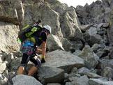 Via Normale Monte Aviolo - In salita