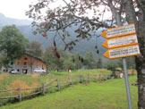 Via Normale Monte Frisozzo - Case Val paghera