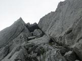Via Normale Monte Frisozzo - Canalino di salita