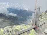 Via Normale Monte Frisozzo - Croce di vetta