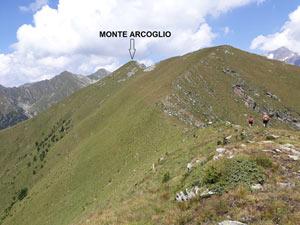 Via Normale Monte Arcoglio