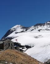 Via Normale Punta Terrarossa (Wasenhorn) - Cresta SW - Cabane Monte Leone