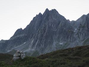 Via Normale Salbitschijen - Cresta S