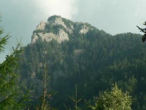 Via Normale Monte Lupo/Wolfskofel