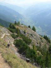 Via Normale Monte Lupo/Wolfskofel - La cima