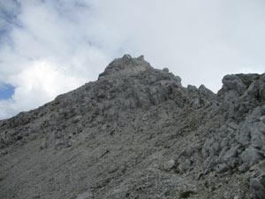 Via Normale Vrh Nad Peski