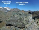 Via Normale Il Cornetto - Le elementari rocce di vetta del Cornetto