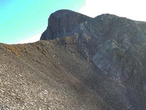 Via Normale Monte Cabianca (Versante Sud)
