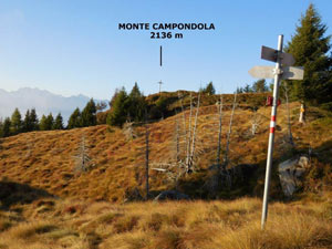 Via Normale Monte Campondola