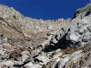 Via Normale Monte Gleno - Vers. Scalvino