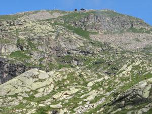 Via Normale Monte Camino