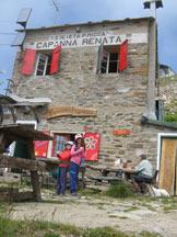 Via Normale Monte Camino - Capanna Renata