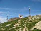 Via Normale Monte Camino - La cima