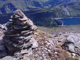Via Normale Piz dil Crot - Lago di Lei con il rif. Capriolo