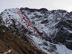 Via Normale Monte Legnone (Can. Ovest - Sovian)