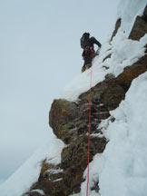 Via Normale Monte Legnone (Can. Ovest - Sovian) - Uscita diretta al colletto di destra