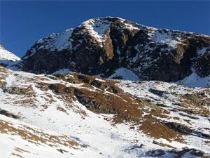 Via Normale Monte Tornone