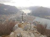 Via Normale Monte San Martino - Immagine ripresa dalla vetta del Monte San Martino