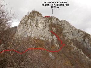 Via Normale Vetta San Vittore