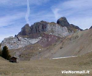 Via Normale Sass de Roca