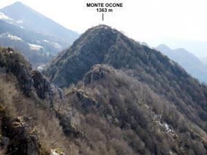 Via Normale Monte Ocone (traversata)
