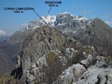 Via Normale Monte Ocone (traversata) - Panorama verso N, dall'itinerario della traversata