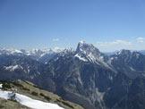 Via Normale Monte Tersadia - Panorama dalla cima