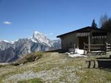 Via Normale Monte Tersadia - Casera Valmedan Alta