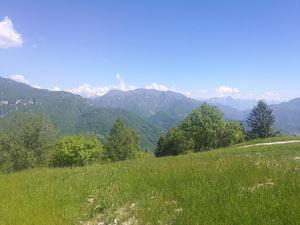 Via Normale Monte Tomba