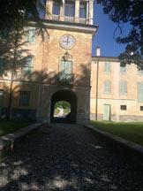 Via Normale Monte Tomba - Villa Onigo punto di partenza