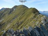 Via Normale Monte Pisello - Monte Lago - Lungo la divertente cresta tra il Monte Culino e il Monte Lago