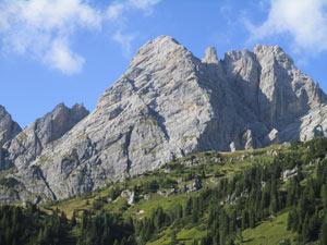 Via Normale Monte Brentoni